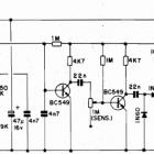 Circuito Detector de Metais Caseiro